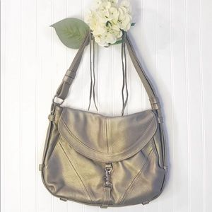 🌸 Botkier Metallic Hobo L
